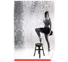 And She Danced Poster