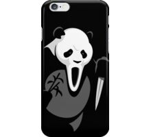 Panda Killer iPhone Case/Skin