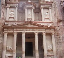 Beautiful, Beautiful Petra, Jordan by CJuanita