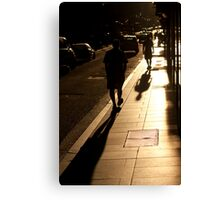Flinders Lane - Melbourne Canvas Print