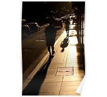 Flinders Lane - Melbourne Poster