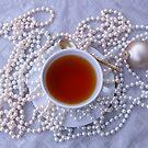 Elegant Tea Time by sprucedimages