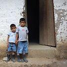 School Boys by Brittany Kinney