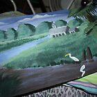 A Cajun Swamp Scene by CearaLove