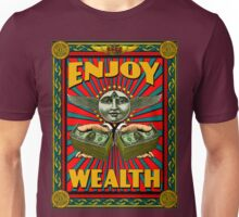 ENJOY WEALTH Unisex T-Shirt