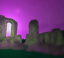 THE GHOSTS OF BYLAND ABBEY by leonie7