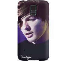 Louis Tomlinson in Concert Samsung Galaxy Case/Skin