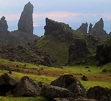 Old Man of Storr Trotternish peninsula - Isle of Skye. by karyn's photos