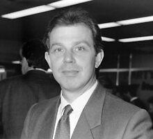 Tony Blair by David Fowler