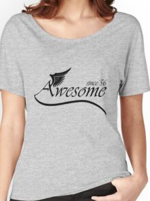 Awesome Since 1956 Women's Relaxed Fit T-Shirt