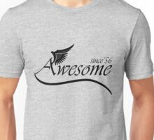 Awesome Since 1956 Unisex T-Shirt