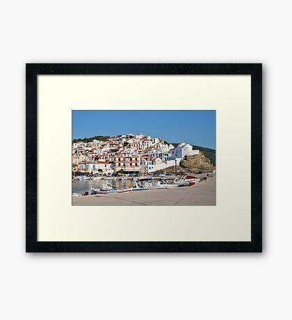 Skopelos Town, Greece Framed Print