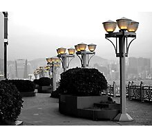 Lighting The Way Photographic Print