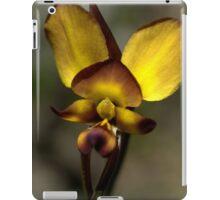 Donkey Orchid iPad Case/Skin