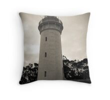 Tasmanian Light House  Throw Pillow