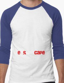 eastern cape Men's Baseball ¾ T-Shirt