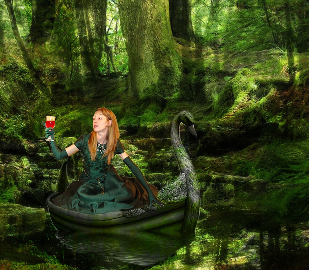 A TOAST TO GAIA by Tammera