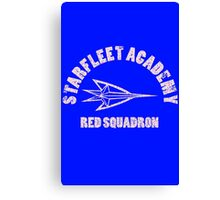 Exclusive Red Squadron Canvas Print