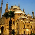 Saladin Citadel - Cairo by Marilyn Harris