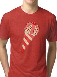 I Scream 4 Ice Cream Tri-blend T-Shirt