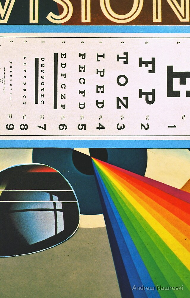 The Horizontal Eye Test. by Andreav Nawroski