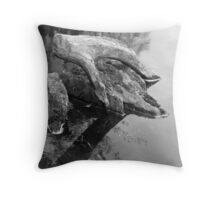 Secure..... Throw Pillow