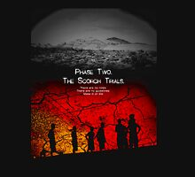 the scorch trials novel Unisex T-Shirt