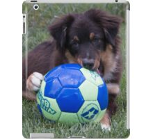 Australian Shepherd Pup iPad Case/Skin