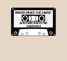 Driver Picks The Music... Unisex T-Shirt
