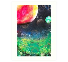 Another World Art Print
