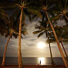 Moon Walk. by fnqphotography