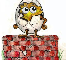 Humpty Dumpty by plunder
