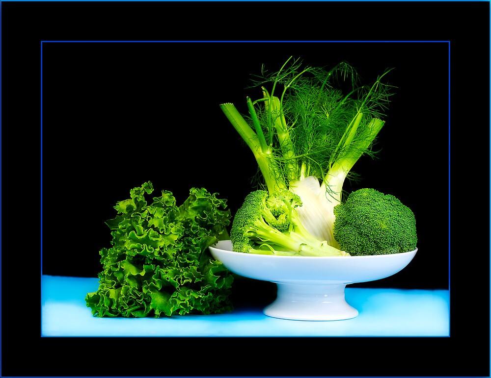 Feeling Green by Trudy Wilkerson