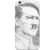 Adolf Hitler iPhone Case/Skin