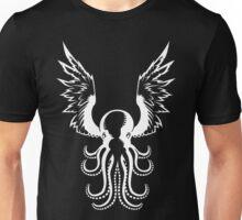 White Octopus Unisex T-Shirt