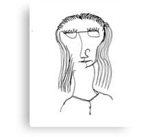 Sheila Canvas Print