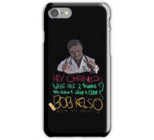 Scrubs - Dr Kelso iPhone Case/Skin