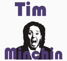Tim Minchin Face by Rachel Miller