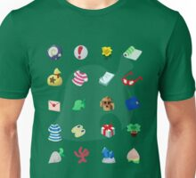 Animal Crossing: Your Pockets Are Full Unisex T-Shirt