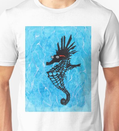 So Cool Stylin' Sea Horse Unisex T-Shirt