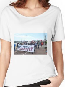 Hastings austerity march Women's Relaxed Fit T-Shirt
