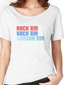 Rock em Sock em Hadouk em Women's Relaxed Fit T-Shirt