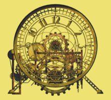 Vintage Time Machine #1C One Piece - Short Sleeve