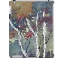 The dark forest  iPad Case/Skin