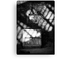 shadows.. Canvas Print