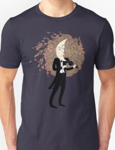 Moonlight Nocturne for Violin T-Shirt