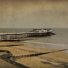 Cromer Pier by Simone Riley
