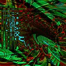 Peacock  by Merice  Ewart-Marshall - LFA
