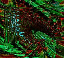 Peacock  by Merice Ewart Marshall - LFA
