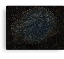 Glowing Nature  Canvas Print